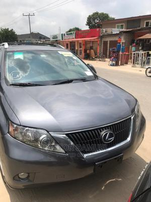 Lexus RX 2012 350 AWD Gray | Cars for sale in Lagos State, Isolo