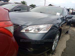 Lexus ES 2008 350 Gray | Cars for sale in Lagos State, Apapa