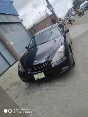 Lexus ES 2004 330 Sedan Black | Cars for sale in Lagos State, Mushin