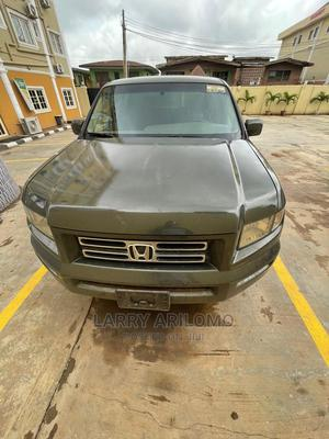 Honda Ridgeline 2006 Green | Cars for sale in Lagos State, Kosofe