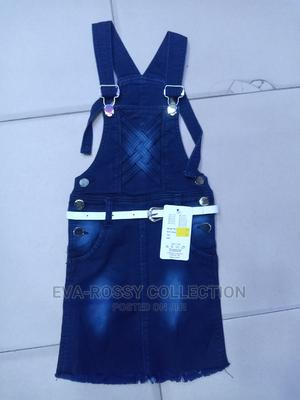Jeans Gowns Dungarees   Children's Clothing for sale in Lagos State, Lagos Island (Eko)