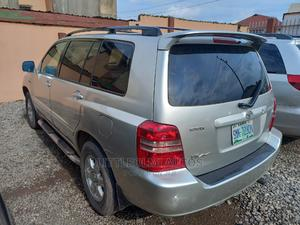 Toyota Highlander 2003 Limited V6 AWD Silver | Cars for sale in Lagos State, Ifako-Ijaiye