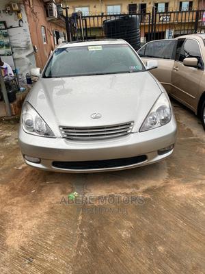 Lexus ES 2004 330 Sedan Silver | Cars for sale in Osun State, Osogbo