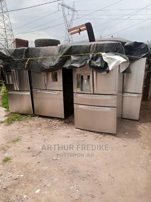 American Refrigerator With Multiple Doors And Functions | Kitchen Appliances for sale in Lagos State, Isolo