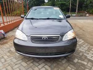 Toyota Corolla 2008 Gray | Cars for sale in Lagos State, Magodo