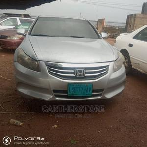 Honda Accord 2009 2.0 i-VTEC Automatic Silver   Cars for sale in Oyo State, Ibadan