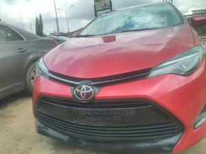 Toyota Corolla 2017 Red | Cars for sale in Abuja (FCT) State, Asokoro