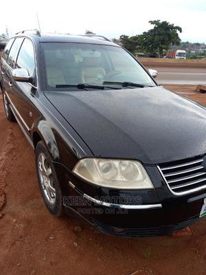 Volkswagen Passat 2008 2.5 4Motion Automatic Black | Cars for sale in Ogun State, Ado-Odo/Ota