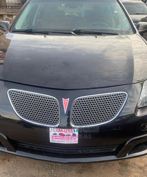 Pontiac Vibe 2008 Black   Cars for sale in Oyo State, Oluyole