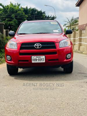 Toyota RAV4 2010 2.5 4x4 Red | Cars for sale in Abuja (FCT) State, Asokoro