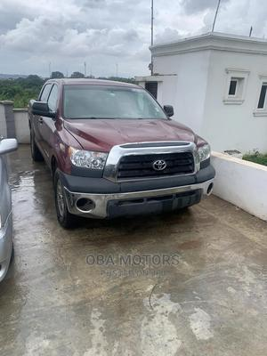 Toyota Tundra 2009 Regular Cab 4x4 Red   Cars for sale in Oyo State, Oluyole
