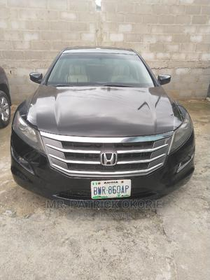 Honda Accord Crosstour 2011 EX Black   Cars for sale in Rivers State, Port-Harcourt