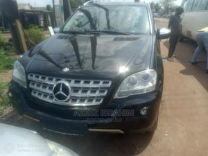 Mercedes-Benz M Class 2008 Black   Cars for sale in Lagos State, Abule Egba