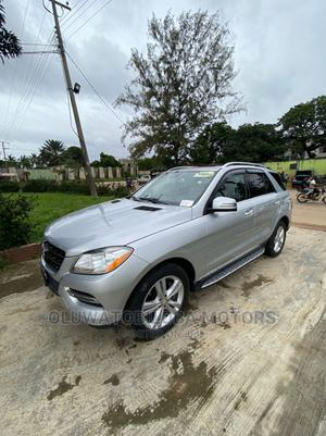 Mercedes-Benz M Class 2014 Silver | Cars for sale in Lagos State, Alimosho