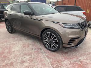 Land Rover Range Rover Velar 2018 P380 SE R-Dynamic 4x4 Brown | Cars for sale in Lagos State, Ikeja