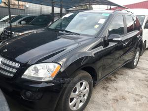 Mercedes-Benz M Class 2005 ML 350 Black | Cars for sale in Lagos State, Ifako-Ijaiye