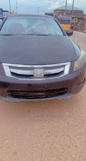 Honda Accord 2010 Sedan EX-L V-6 Black | Cars for sale in Oyo State, Ibadan