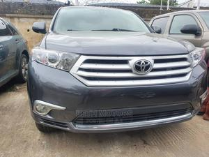 Toyota Highlander 2012 Limited Gray | Cars for sale in Lagos State, Isolo