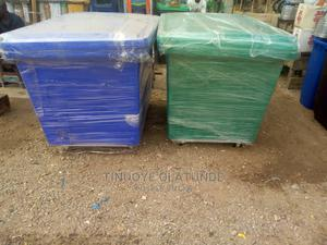1100L Industrial Waste Bin With Wheel | Home Accessories for sale in Lagos State, Lagos Island (Eko)