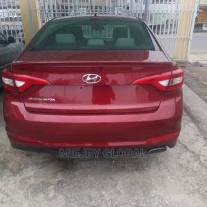 Hyundai Sonata 2016 Red | Cars for sale in Lagos State, Ifako-Ijaiye