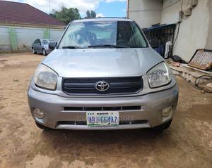 Toyota RAV4 2005 Silver | Cars for sale in Kaduna State, Kaduna / Kaduna State