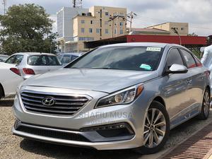 Hyundai Sonata 2015 Silver | Cars for sale in Abuja (FCT) State, Jahi