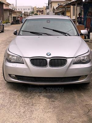 BMW 525i 2009 Silver   Cars for sale in Lagos State, Surulere