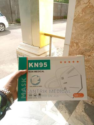 Disposable Dust Filter Mask Kn95 | Medical Supplies & Equipment for sale in Rivers State, Obio-Akpor