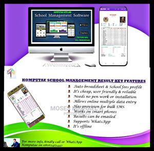 Offline School Result Management Software | Child Care & Education Services for sale in Kaduna State, Kaduna / Kaduna State