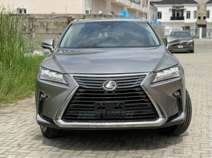 Lexus RX 2018 350L Luxury AWD Gray   Cars for sale in Lagos State, Lekki