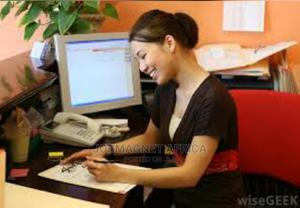 Vacancy For Female Front Desk Wanted   Clerical & Administrative Jobs for sale in Lagos State, Ajah