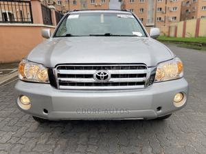 Toyota Highlander 2003 Limited V6 FWD Silver   Cars for sale in Lagos State, Ogba