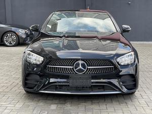 New Mercedes-Benz E350 2021 Black | Cars for sale in Lagos State, Victoria Island