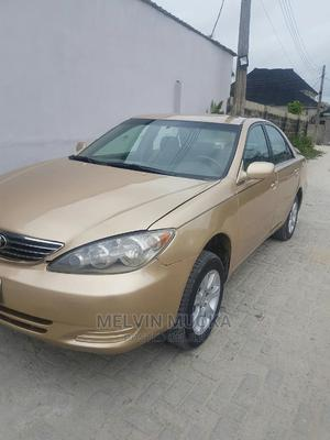 Toyota Camry 2003 Gold | Cars for sale in Lagos State, Ajah