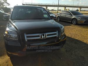 Honda Pilot 2006 EX 4x4 (3.5L 6cyl 5A) Black | Cars for sale in Abuja (FCT) State, Kubwa