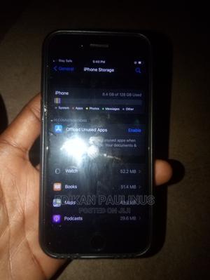 Apple iPhone 7 128 GB Black | Mobile Phones for sale in Lagos State, Lekki