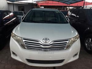 Toyota Venza 2010 V6 AWD White | Cars for sale in Lagos State, Ifako-Ijaiye