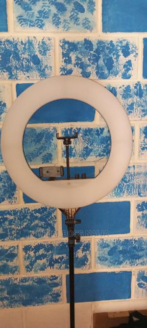 18 Inches Ring Light for Sale   Stage Lighting & Effects for sale in Abuja (FCT) State, Gwarinpa