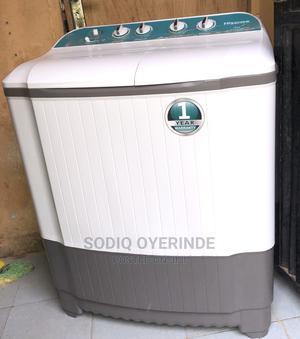 10kg Hisense Washing Machine   Home Appliances for sale in Osun State, Osogbo