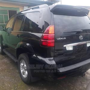 Lexus GX 2007 470 Black | Cars for sale in Lagos State, Ifako-Ijaiye