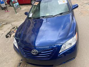 Toyota Camry 2008 2.4 LE Blue   Cars for sale in Lagos State, Yaba