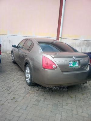 Nissan Maxima 2004 3.5 SE Gray | Cars for sale in Lagos State, Ajah