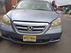 Honda Odyssey 2007 EX Blue | Cars for sale in Lagos State, Surulere
