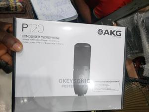 Akg P120 Microphone | Audio & Music Equipment for sale in Lagos State, Ojo