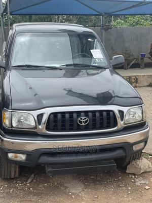 Toyota Tacoma 2002 Black | Cars for sale in Oyo State, Ibadan