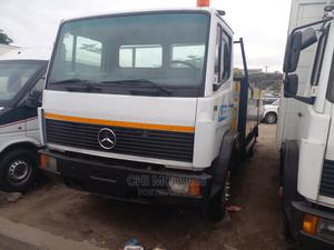 Mercedes Truck Pickup White | Trucks & Trailers for sale in Lagos State, Apapa
