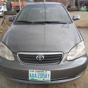 Toyota Corolla 2005 LE Gray   Cars for sale in Lagos State, Isolo