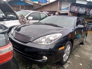 Lexus ES 2005 330 Black | Cars for sale in Lagos State, Amuwo-Odofin