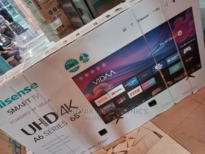 Hisense 65 Inches Smart TV   TV & DVD Equipment for sale in Lagos State, Ojota