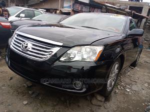 Toyota Avalon 2008 Black | Cars for sale in Lagos State, Lagos Island (Eko)